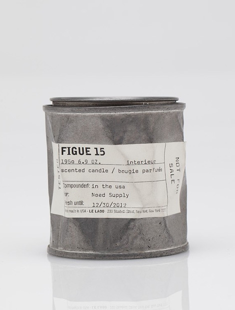 Figue 15 scented candle