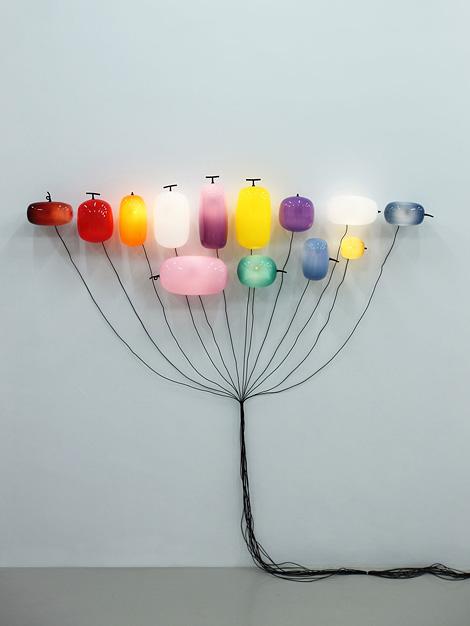 Fruits Lamp