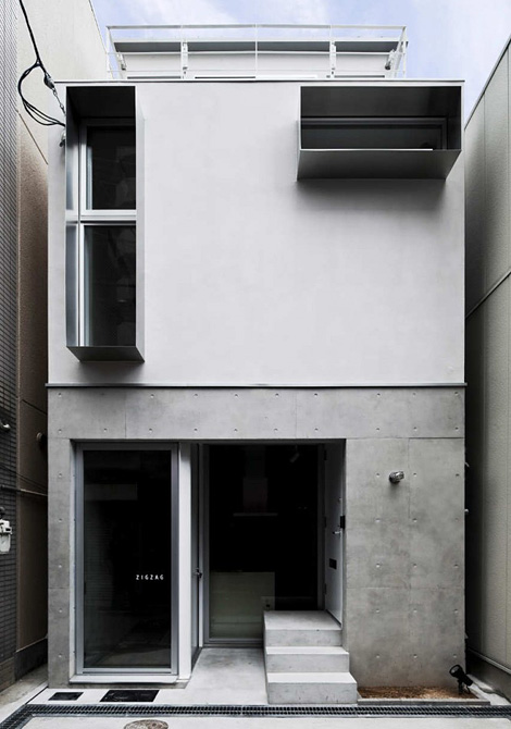 Takeshi Hamada: House A