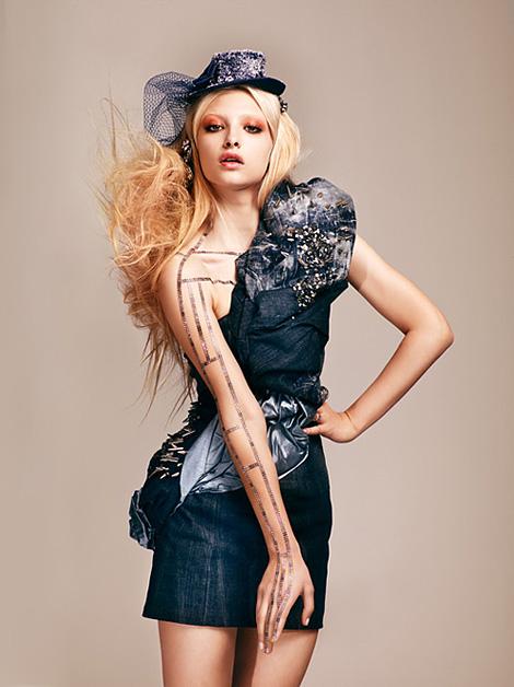 Lado Alexi: Vogue Horoscope