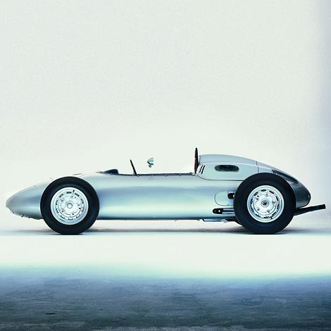 1960 Porsche 718 Monoposto F2