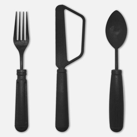 No Pause cutlery