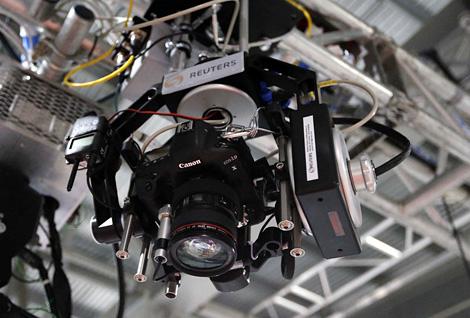 Olympic Robo-Cams