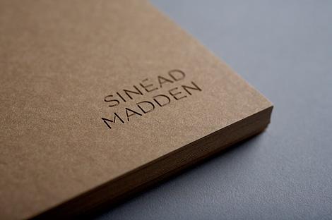 Sinéad Madden stationery