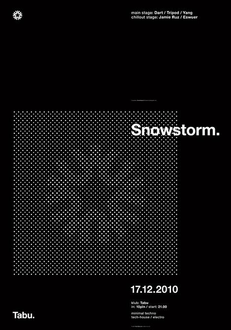 Tabu: Snowstorm