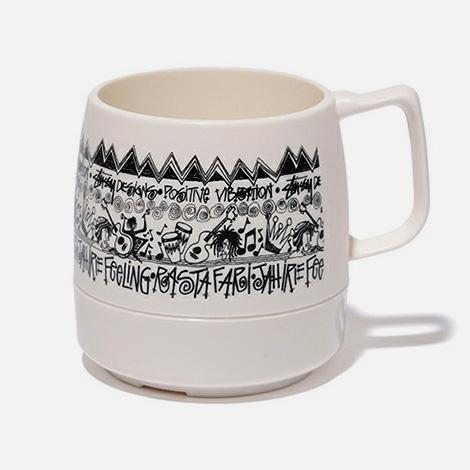 Stussy Positive Vibration mug