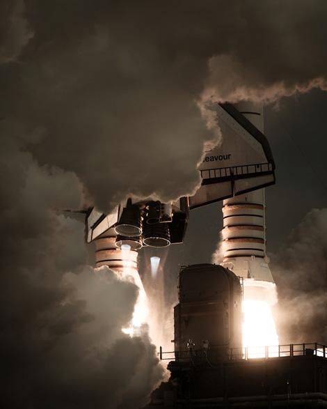 Dan Winters: Space Shuttle