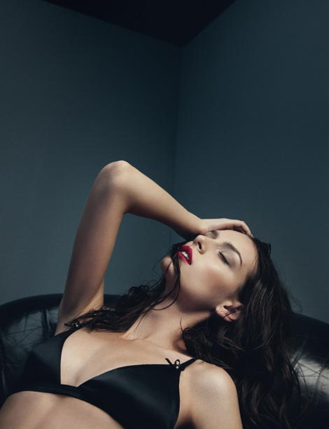Anastasia Sviridenko x Luca Bellumore