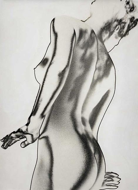 Experimental Nude x Paul Heismann