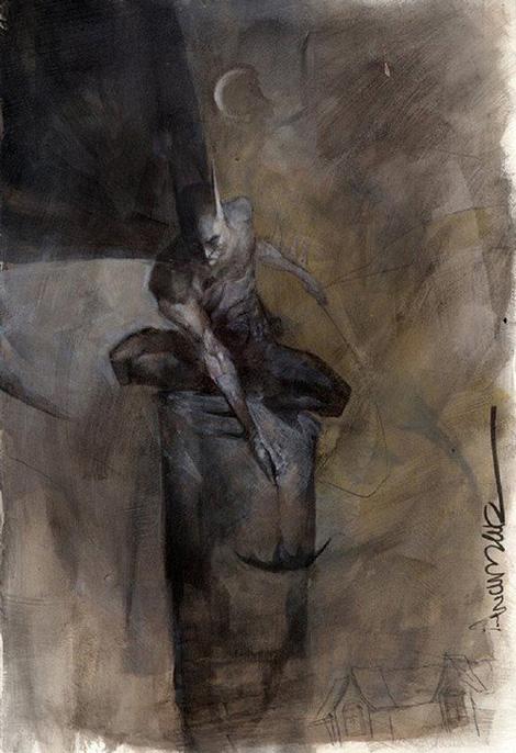 Ashley Wood: Batman