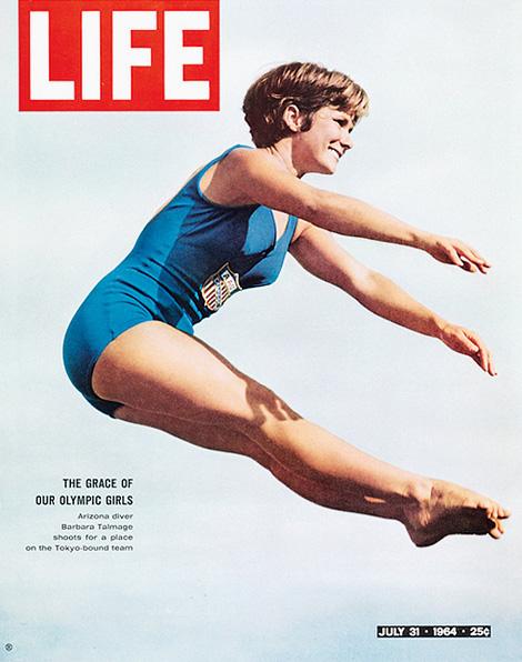 LIFE: Olympics 1964