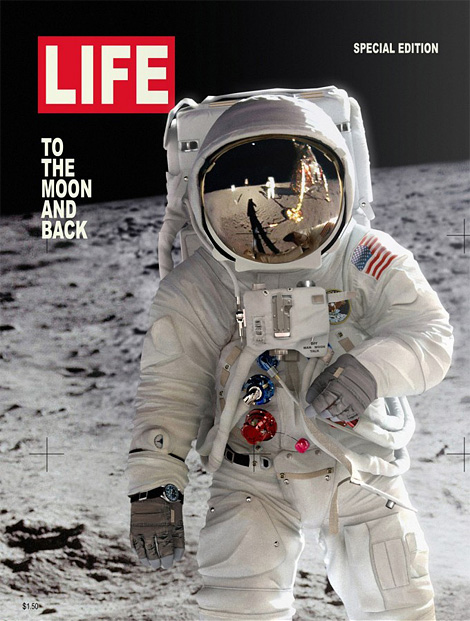 LIFE: To the Moon and back