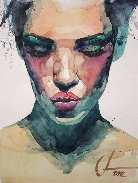 Alexander Dzivnel: Lips