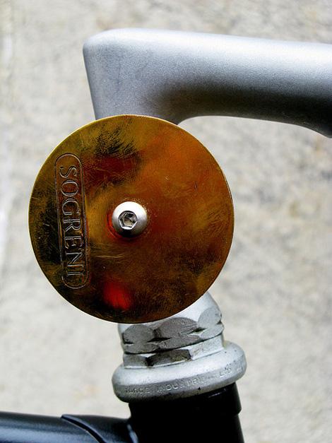 Sögreni bicycle bell