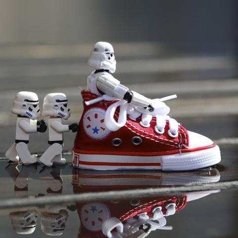 Sneaker Stromtroopers