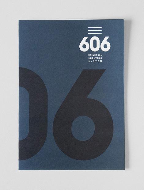 Neville Brody: 606 Universal Shelving System