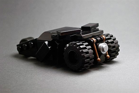 Mini LEGO Batman Tumbler