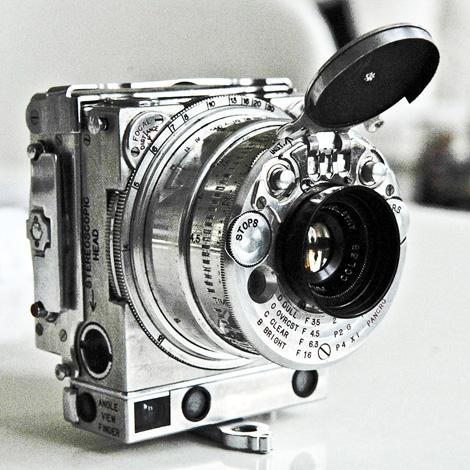 Jaeger LeCoultre subminiature camera