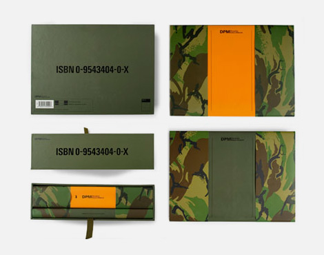 DPM - Disruptive Pattern Material: An Encyclopaedia of Camouflage: Nature, Military and Culture