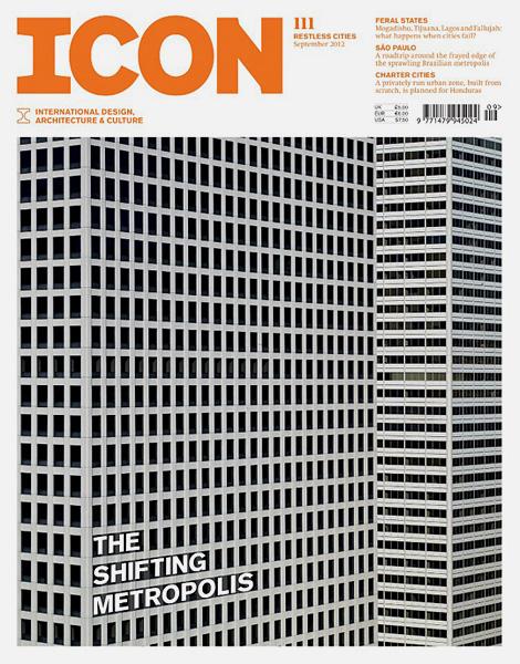 Icon Magazine: September 2012