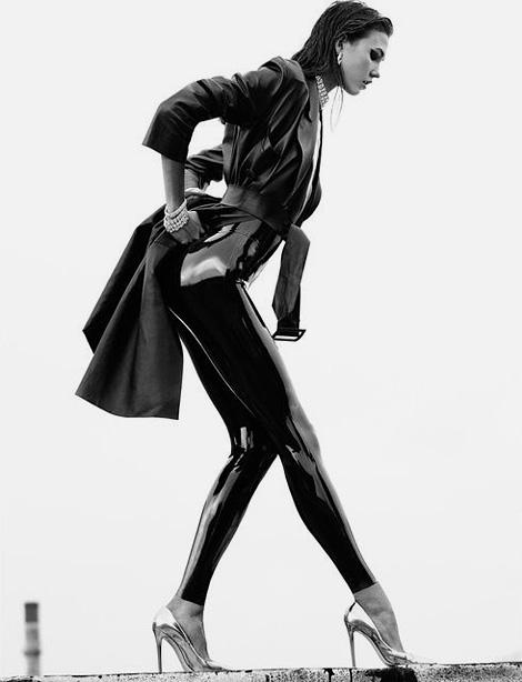 Karlie Kloss x Greg Kadel