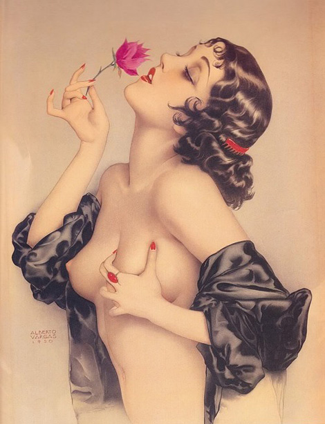 Alberto Vargas: Remembering Olive Thomas