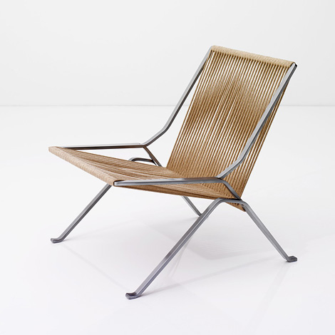 Poul Kjærholm PK25 chair