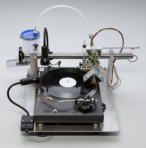 VinylRecorder T560.