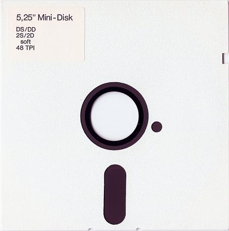 5.25-inch floppy disk