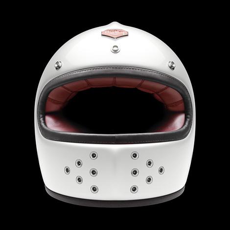 Ruby: Le Castel helmet
