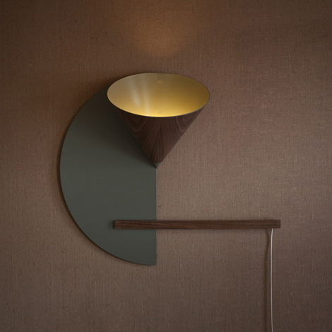 Cirkel wall lights