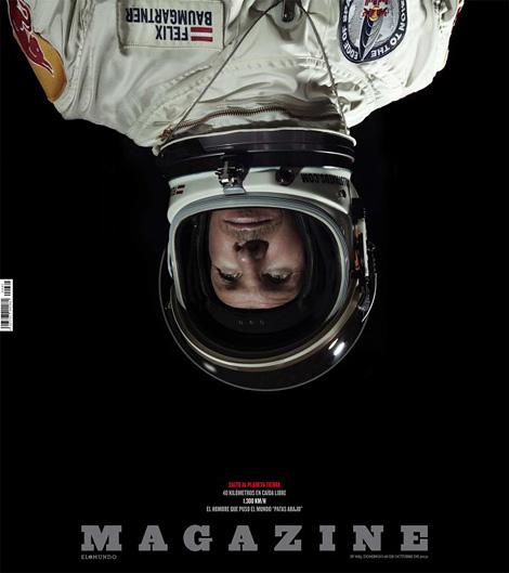 Felix Baumgartner x El Mundo