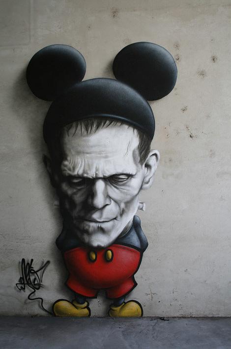 Franken'-Mouse
