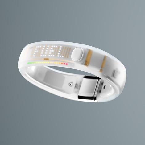 Nike+ FuelBand White Ice
