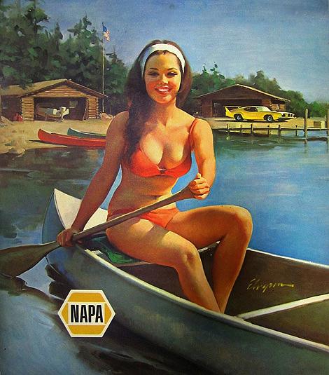 NAPA Girl