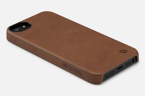 Incase leather iPhone 5 case