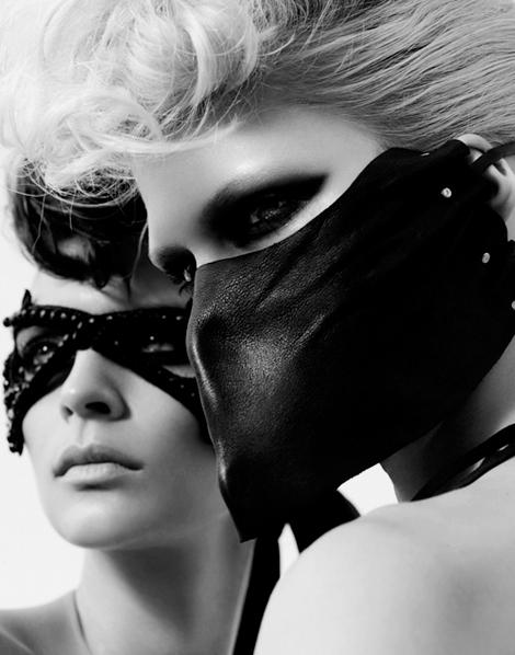Logan Neitzel face mask