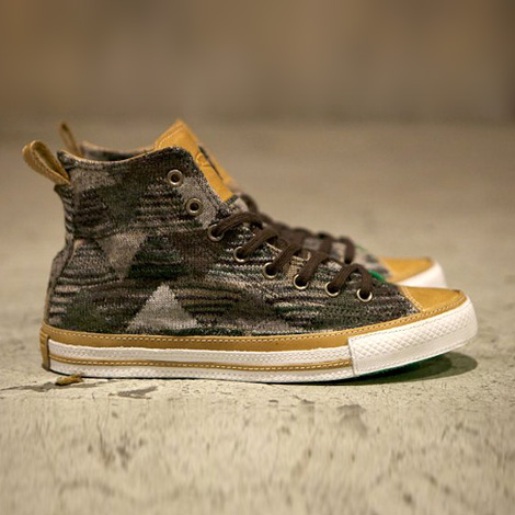 Missoni x Converse Chuck Taylor All Star Hi