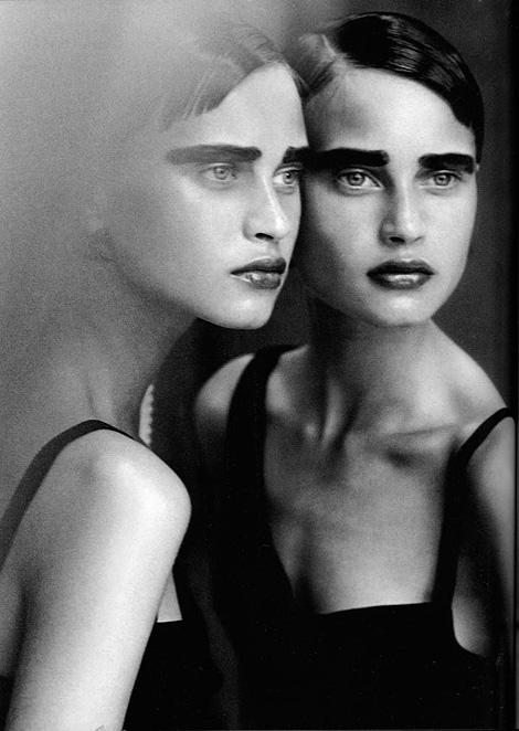 Natalia Semanova x Peter Lindbergh