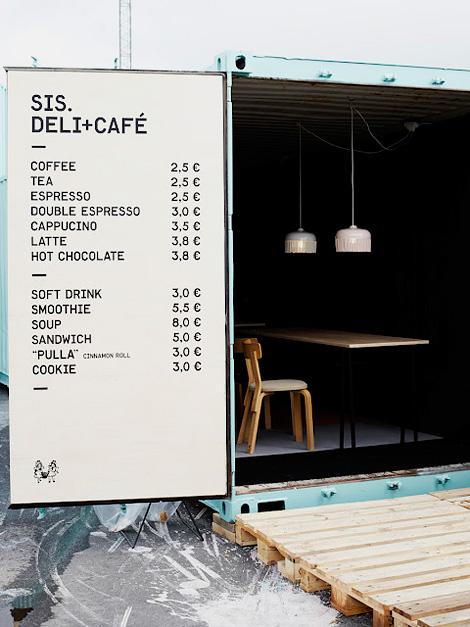SIS. Deli+Café