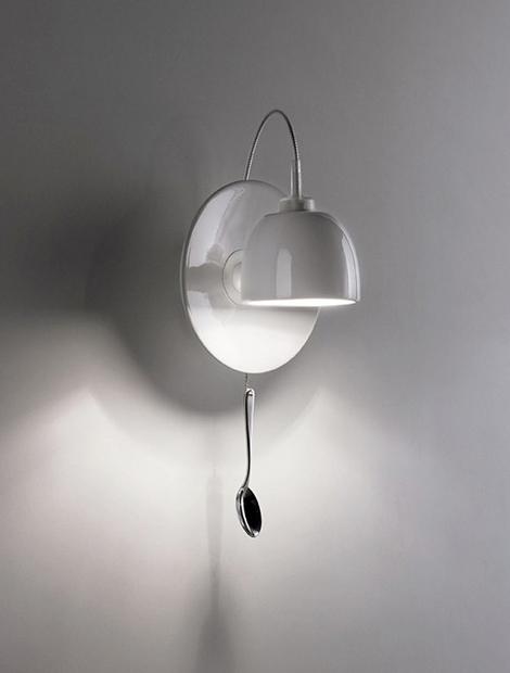 Light au Lait lamp