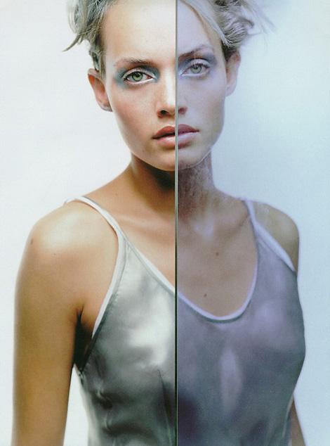 Amber Valetta x Craig McDean