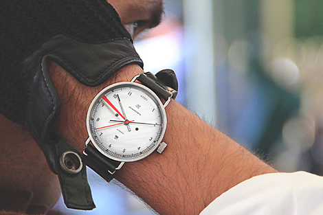 Autodromo Monoposto automatic watch
