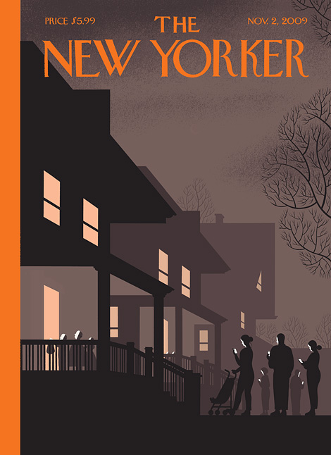 New Yorker: Trick or treat