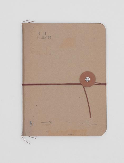 O-Check Design Graphics string notebook