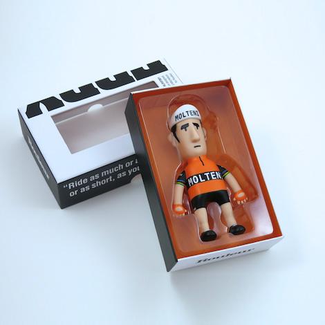 Eddy Merckx vinyl figure