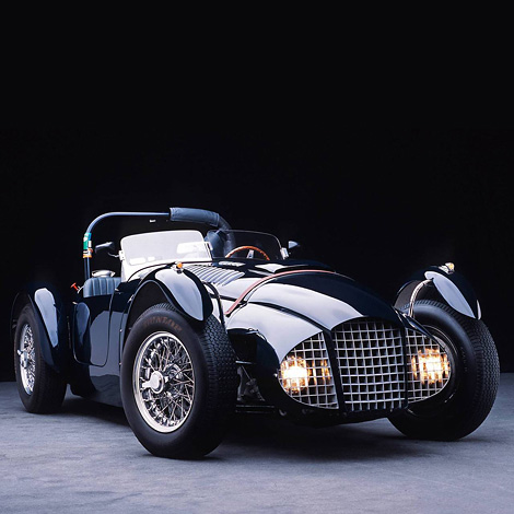 Fitch-Whitmore Le Mans Special