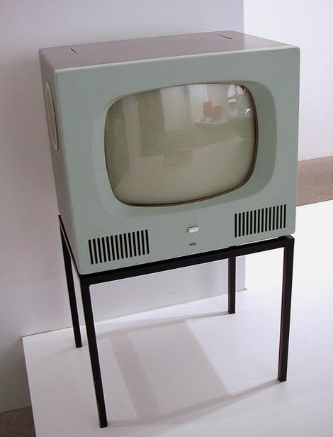 Braun HF1 TV
