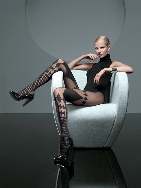 Suzanne Pots x Wolford