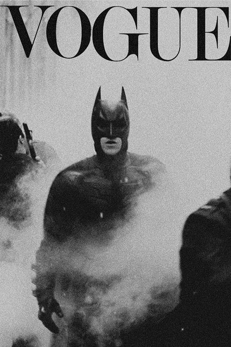 Batman x Peter Lindbergh